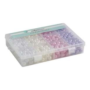 Crafters Choice Acrylic Pearl Bead Box