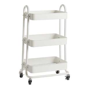 Crafters Choice Portland Three Tier Utility Trolley