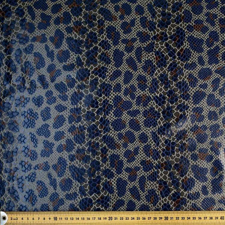 Reptile Pleather 148 cm Fabric