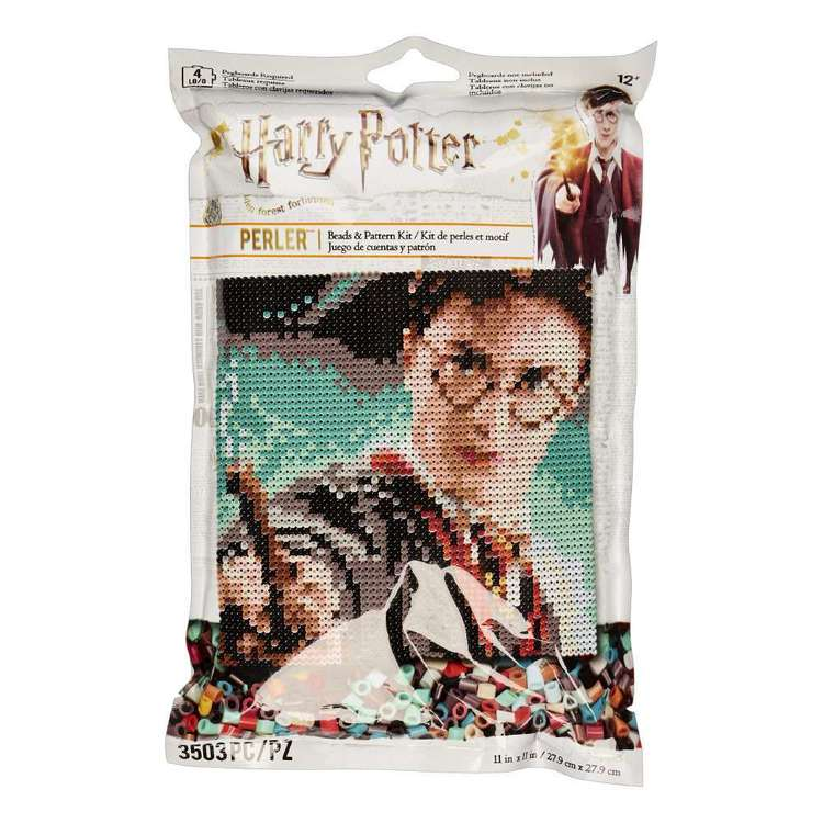 Perler Harry Potter Bead & Pattern Kit