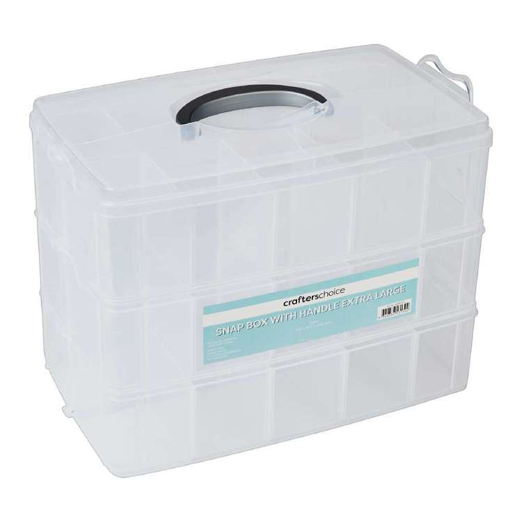 Crafters Choice Snap Storage Box