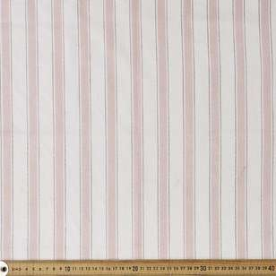 Ticking Stripe Thermal Curtain Fabric