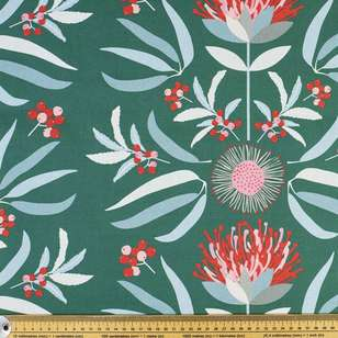 Jocelyn Proust Waratah Luxe Curtain Fabric