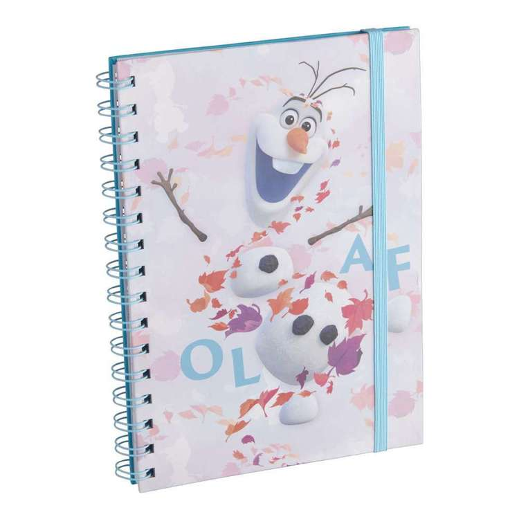 Impact Frozen 2 Olaf Notebook A5