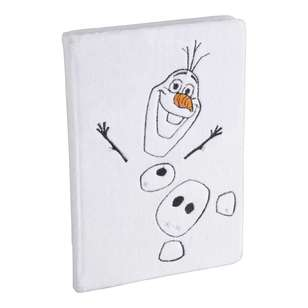 Impact Frozen 2 Olaf Plush A5 Notebook