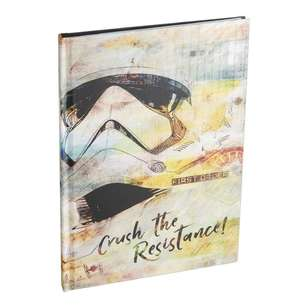 Impact Star wars Crush Resistance Notebook A5