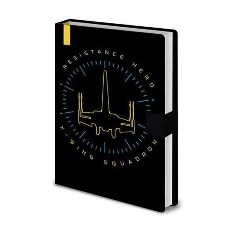 Impact Star wars Resistance Hero Notebook