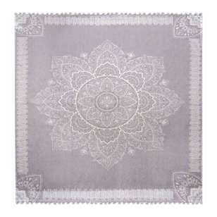 Ombre Home Weathered Coastal Mandala Wall Hanging
