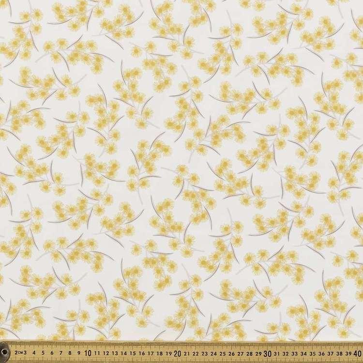 Jocelyn Proust Digital Wattle Cotton Fabric
