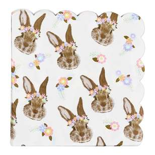 Happy Easter Rosie Paper Napkin 16 Pack