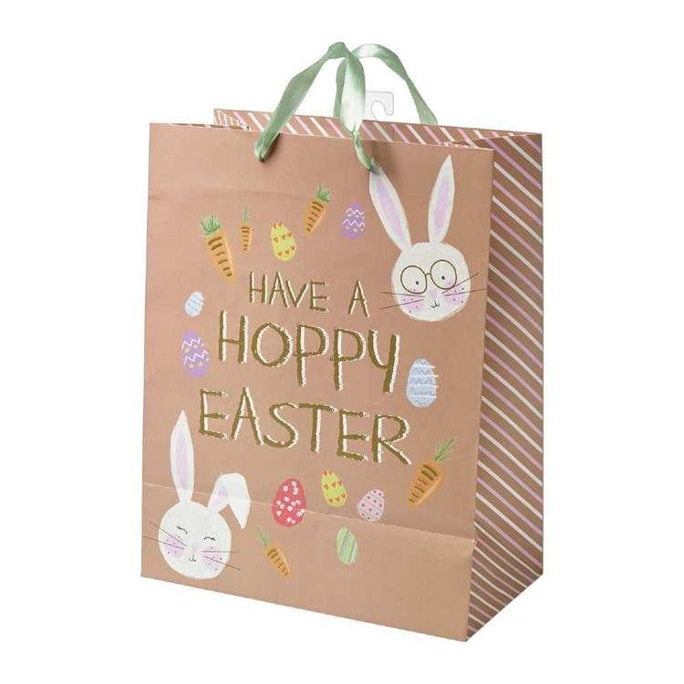Happy Easter Hoppy Large Gift Bag