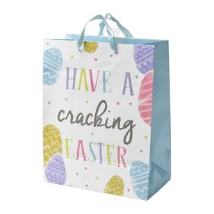 Happy Easter Egg Large Gift Bag
