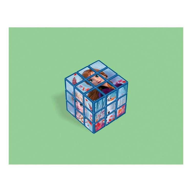 Frozen 2 Puzzle Cube