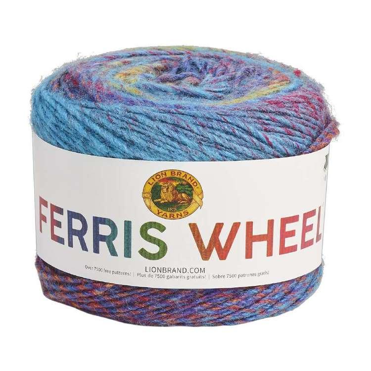 Lionbrand Ferris Wheel Acrylic Yarn