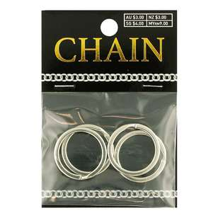 Split Rings Chain 4 Pack