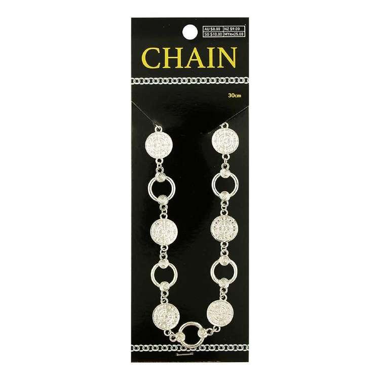 Medallion Chain 30 cm