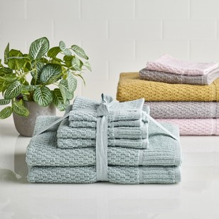 KOO 6 Piece Towel Set