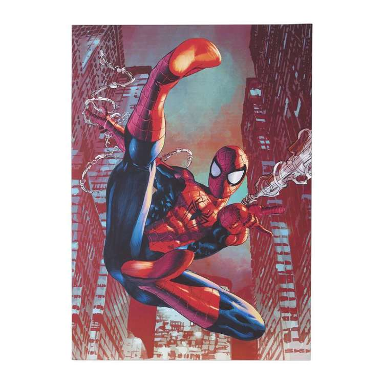 Impact Posters License Spider Man Web Sling Multicoloured 50 x 70 cm