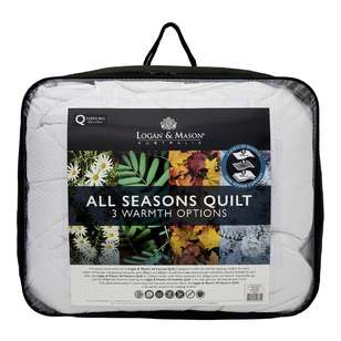 Logan & Mason 500gsm All Seasons Quilt