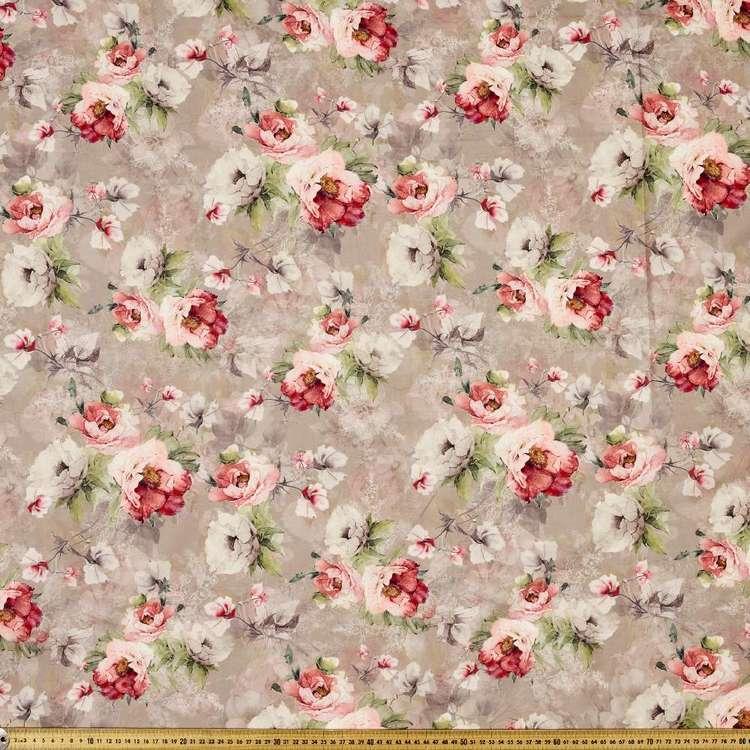 Japonica Digital Printed 135 cm Lawn Fabric