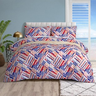 KOO Lucas Quilted Quilt Cover Set