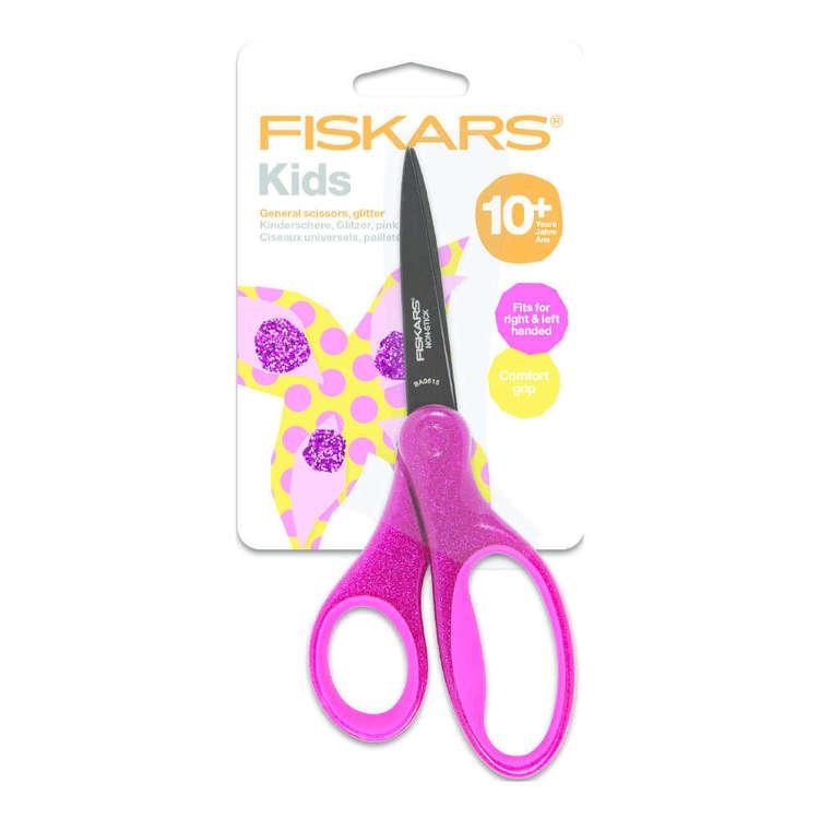 Fiskars Kids Scissor Glitter