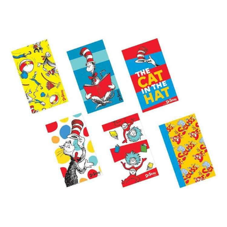 Dr. Seuss Notepads 12 Pack