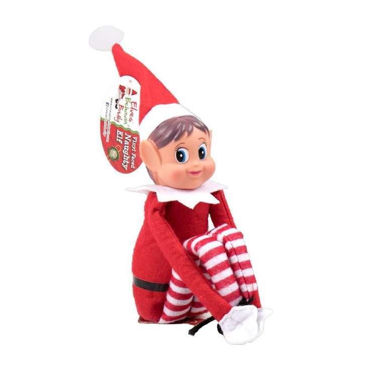 Elves Behavin' Badly Elvie Naughty Elf