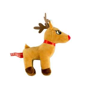 Elves Behavin' Badly Reindeer Plush
