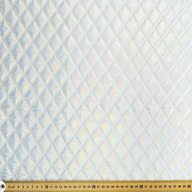 Diamond Printed Karnival Spandex Fabric