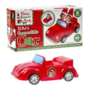 Elves Behavin' Badly Convertible Car