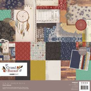Kaisercraft Grand Bazaar Paper Pack