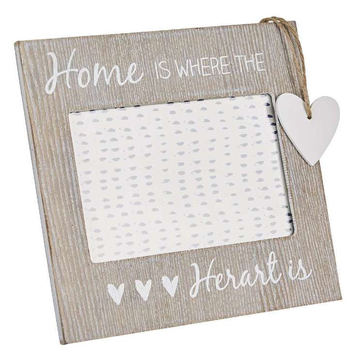 Living Space Home Photo Frame