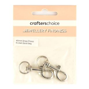 Crafters Choice Snap Clasp Swivel 2 Pack