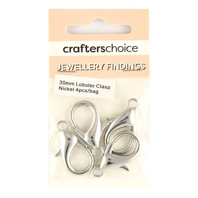 Crafters Choice Lobster Clasp 4 Pack