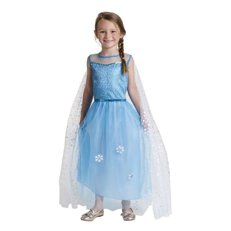 Spartys Kids Princess Dress