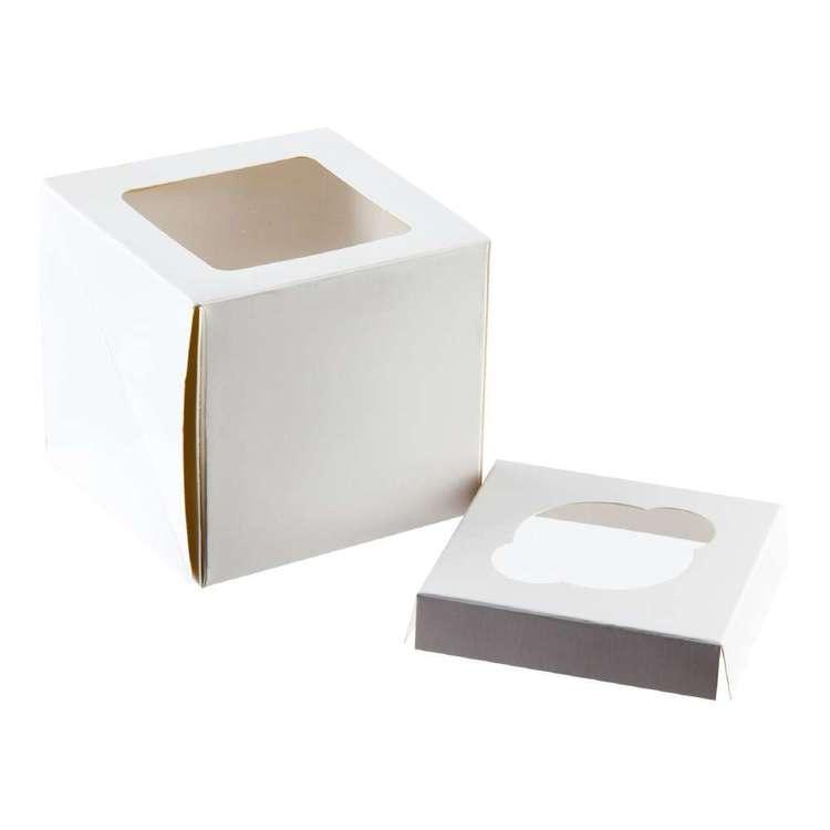 Mondo Singular Cupcake Box