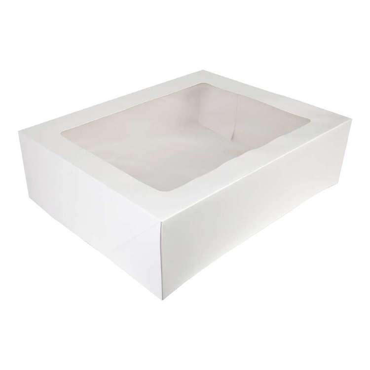Mondo Rectangular Cake Box