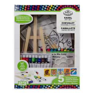 Royal & Langnickel Easel Art Set 23 Pack