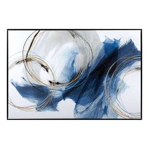 Bouclair Naturalistic Living Framed Embellished Wall Art
