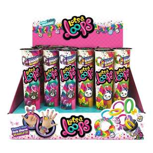 Lotsa Loops Tube 24 Box Pack