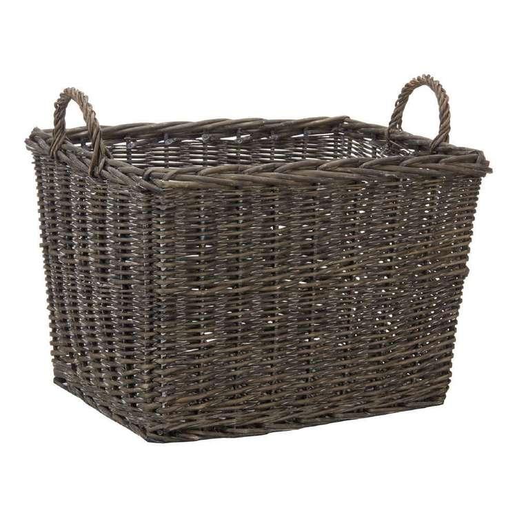 Bouclair Naturalistic Living Willow Basket