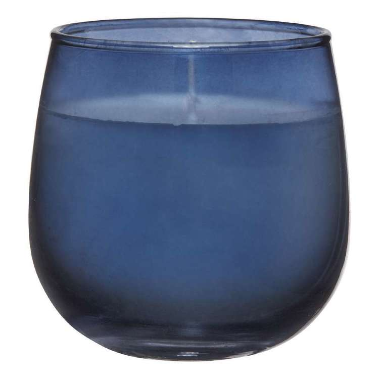 Bouclair Naturalistic Living Candle In Glass Jar
