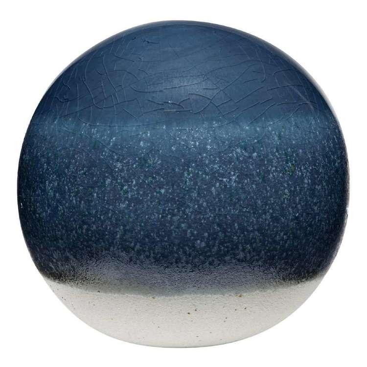 Bouclair Naturalistic Living Ceramic Decorative Ball Ornament