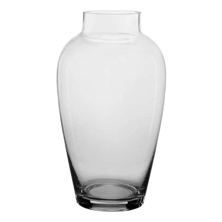 Bouclair Naturalistic Living Glass Vase
