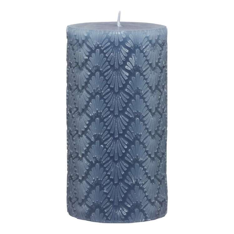 Bouclair Naturalistic Living Pattern Candle