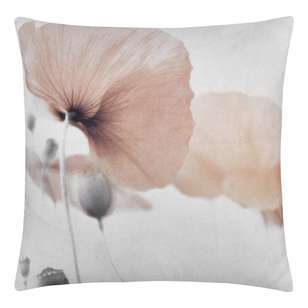 Bouclair Purely Pastel Fiona Flower Cushion