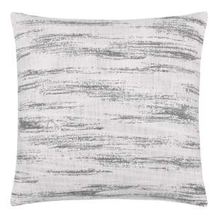 Bouclair Purely Pastel Iki Jacquard Cushion