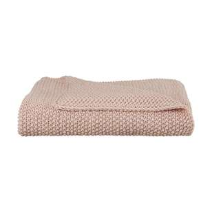 Bouclair Purely Pastel Dalya Throw