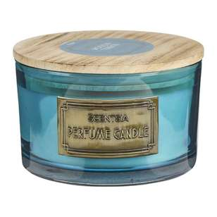 Scentsia Bluebell Blossom 3 Wick Candle Jar